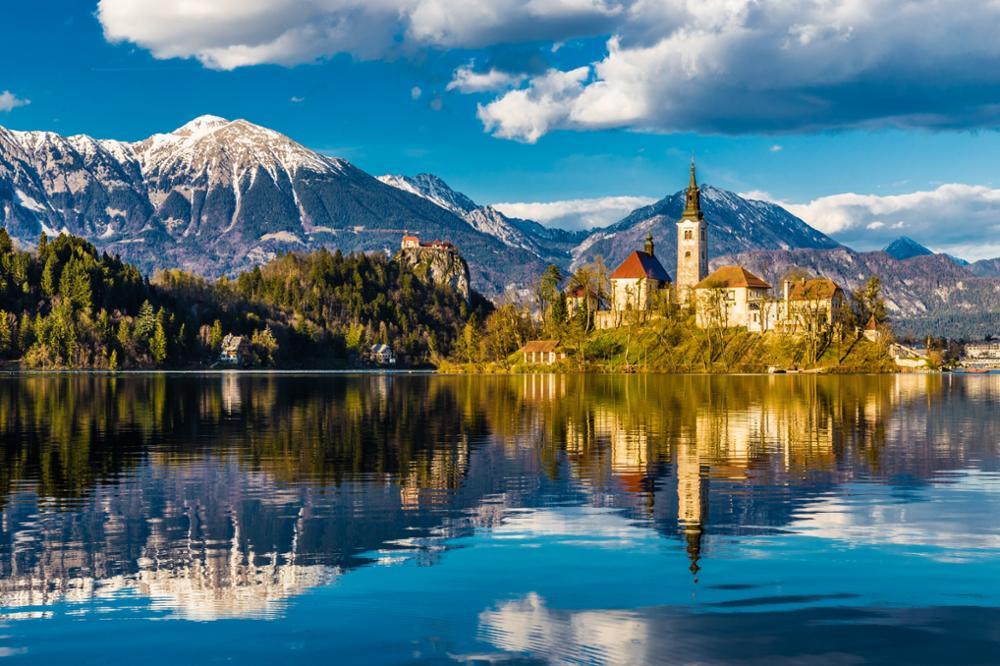 Les plus beaux endroits à visiter en Slovénie