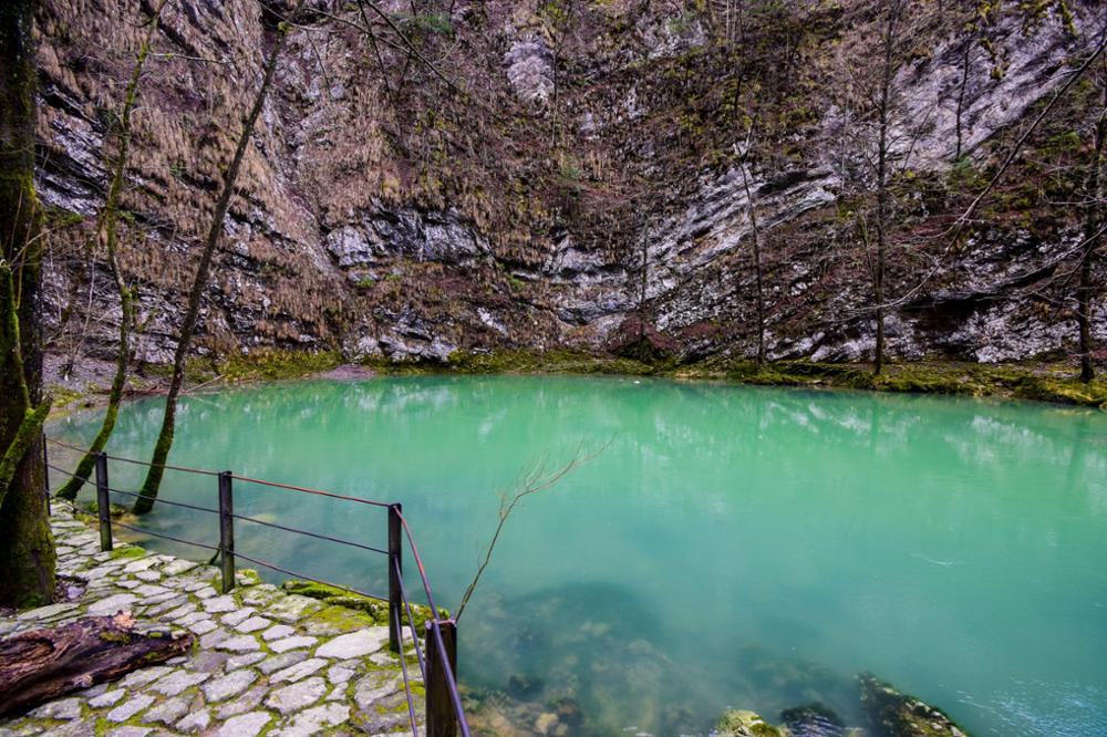 Les sept plus beaux lacs de Slovénie